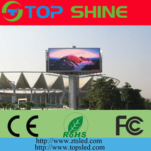 SMD outdoor p10 led display screen prices led large screen display for advertising display screen