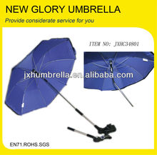 umbrella baby stroller clip on umbrella