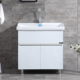 New Modern Design Big Size Bathroom Stainless Vanity