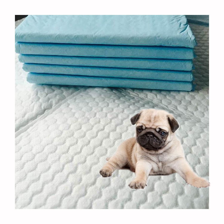 High disposable absorbent puppy dog urine pads