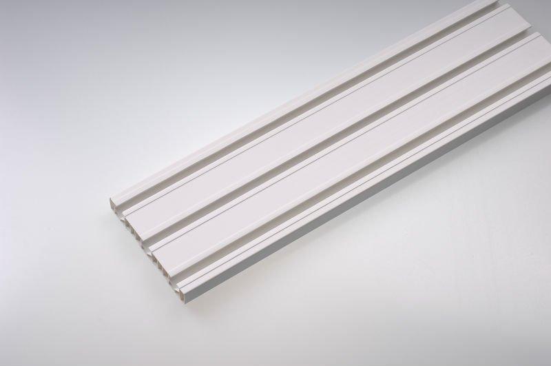 pvc triple rail de rideau p les de rideau voies accessoires id de produit 11531171 french. Black Bedroom Furniture Sets. Home Design Ideas