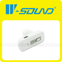 alibaba china a2dp Bluetooth headset Wk 500 MP3 player