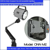 Shenzhen Led Waterproof Machine Work Lights / Long Arm Flexible Spotlight 24V/220V