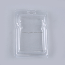 design&customized thermoformed plastic packaging clamshell tray