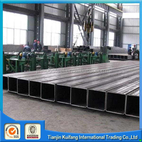dn800 steel hollow section steel pipe/slotted square tube steel