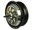 "DM 12"" brushless electric wheel hub motor for motorcycle"