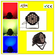 DJ KTV Disco Party LED Stage Lights 18PCS RGBW Best Price Led Par64 Light