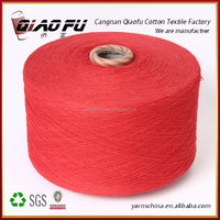 yarn 65/35 yarn dyed cotton yarn export import to abroad