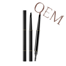 Hot new products Waterproof Eyebrow Pencil Make Your Own Brand Factory Custom Logo designed