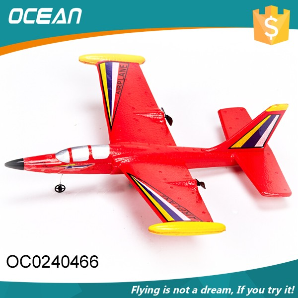 High flying 27hz 2ch epp wire control rc airplane toy OC0240466