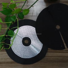 agriculture vegetables protective reflective weed mulch circle film,ground cover film