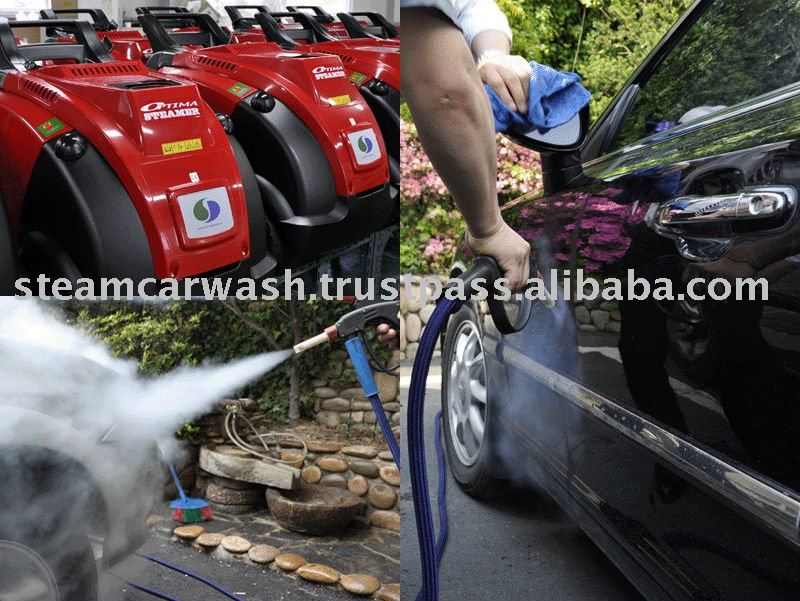 [KITA] Eco Friendly Steam Car Wash OPTIMA STEAMER