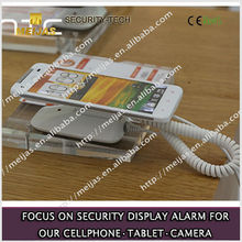NEW Alarming self adhesive desk silicone smartphone stand