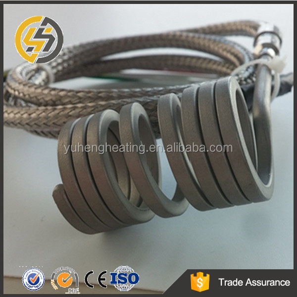 Industrial Hot Runner Enail Coil Heater for DIY