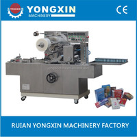 CE Approved Packing Machine For Facial Tissue Box