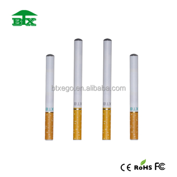 Hot selling disposable e cigarette 320mah mini battery 1.0ml cartridges empty e cig