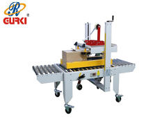 factory price box tape closer packaging machine
