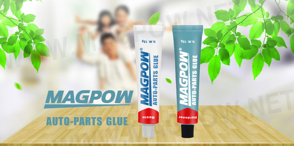 OEM Modified Quick Curing Auto-Parts Acrylic Adhesive AB Glue