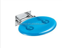Glass Shower Seat TX-116X,anti slip,safety construction