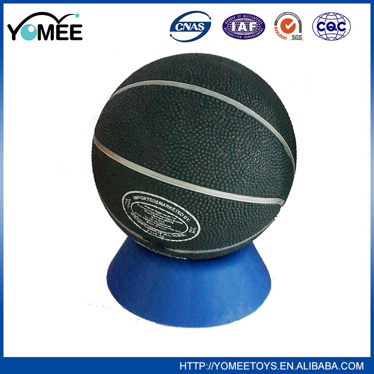 2016 size 7 basketball rubber basketball ball