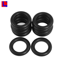Custom-made exhaust rubber ring