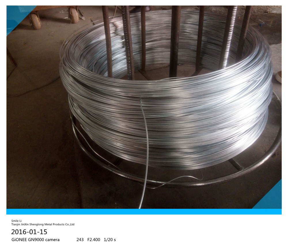 Wire Drawing Coils/bounding/spool - Buy 4mm Galvanized Wire Coil ...
