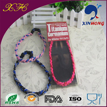 Helpful durable paracord 350 knitted bracelet NLN-01