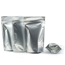 Eco-Friendly Food Packaging Round Bottom Zipper Ziplock Pouch Custom Aluminium Foil Stand Up Bag