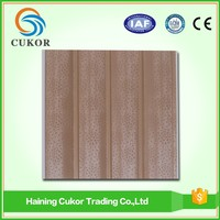 false pictures of PVC ceiling cladding for interior decoration philippines