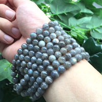12mm round natural A grade labradorite beads gemstone price list