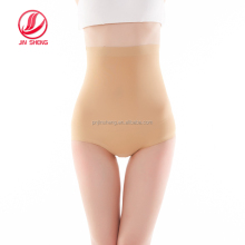 100% Polyester spandex hight waist slimming panties push up panties
