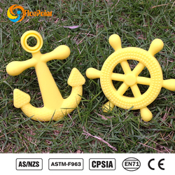 Shenzhen Toys Top FDA Silicone Teething Toys For Babies