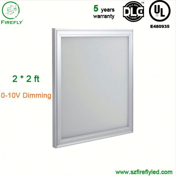 Retrofit LED Recessed Lighting Fixture two-sides lighting 2ft 36w square downlight for classroom