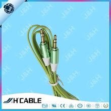 China Supplier Colorful DC AV Cable