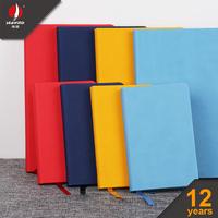 hard cover color pu tearproof waterproof notebook stone paper notebook