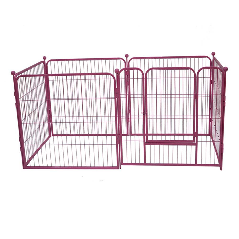 Wholesale Galvanized Comfortable dog kennel K9 kennels indoor