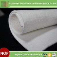 Polyester needle felt filter cloth , Nonwoven filter cloth for Dust filter bag