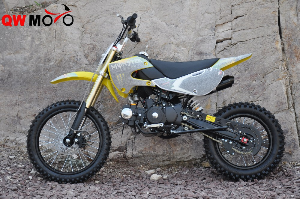 good quality 125cc Racing Pit Bike Dirt Bike with Manual clutch