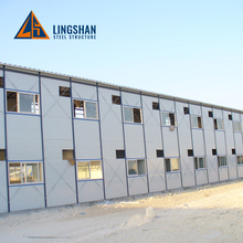 China steel modular houses / prefabricated house kits