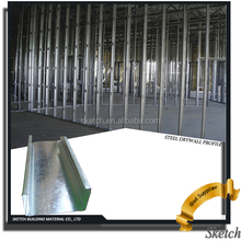 3 meter Drywall Channel suspended ceiling track