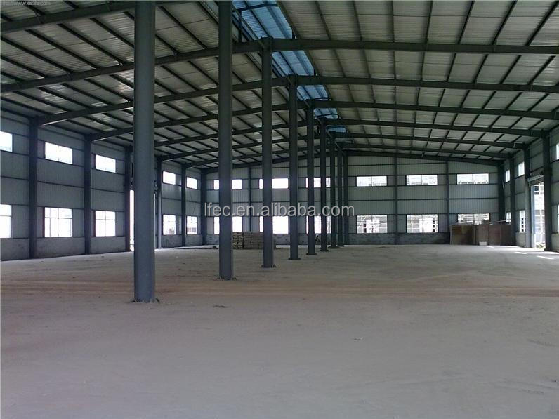 Prefabricated Light Gauge Steel Framing for Industrial Flow Shop