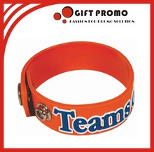 Epoxy Soft PVC Wristband