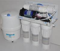 Aoto flush RO water purification system