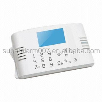 Residential alarm system