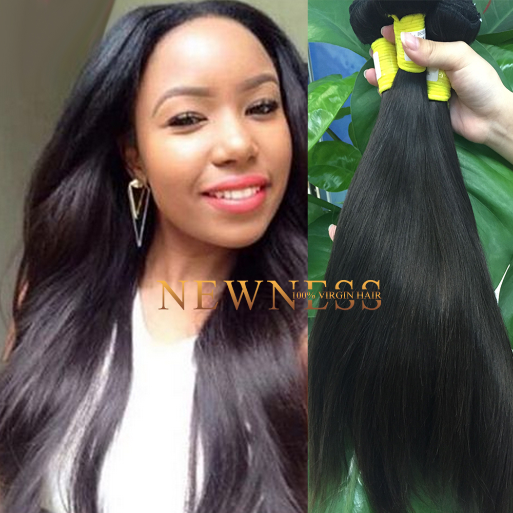 Newness hair 8a virgin unprocessed hair grade 10a virgin silk lace wig body wave hairstyles