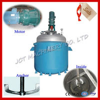 Reactor for wooden paint stirrers