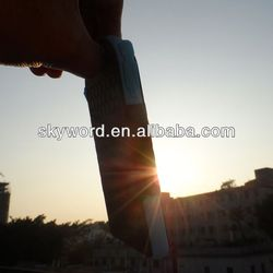 Latest design solar charger iphone 4 made in China