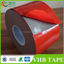 1.1mm Thickness 610*33m Gery Color 4941 Double Sided 3m Acrylic Tape VHB Foam Tape with Cheap Price
