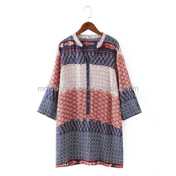 monroo vintage floral dress wholesale women clothing company