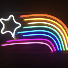 Popular Waterproof neon 8*17mm Bendable Silicon LED NEON Light